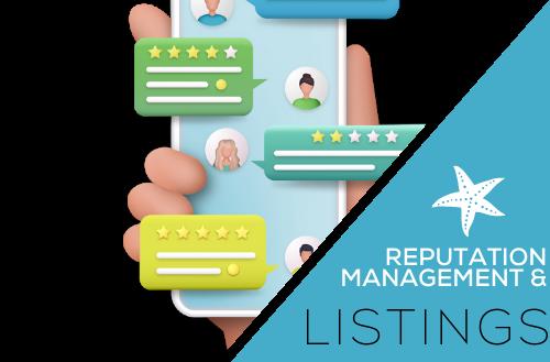 Reputation Management & Listings