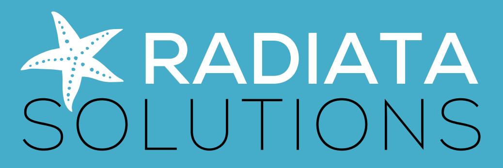 Radiata Solutions logo
